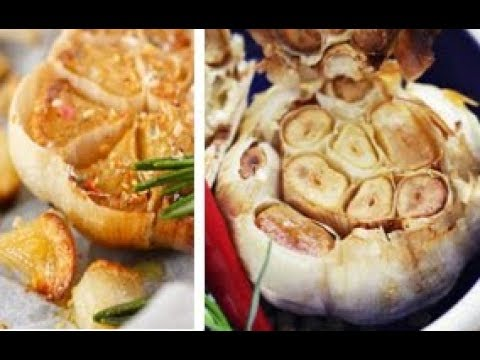 EAT 6 CLOVES OF ROASTED GARLIC AND SEE WHAT HAPPENS TO YOUR BODY