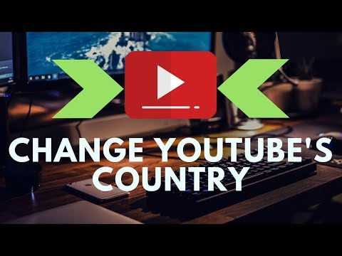 How to Change Trending Location on YouTube | Change Country on YouTube 2018