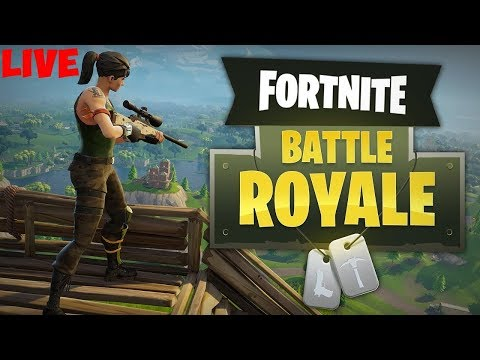I AM COMING BACK! - FORTNITE - **LIVE** COME JOIN!
