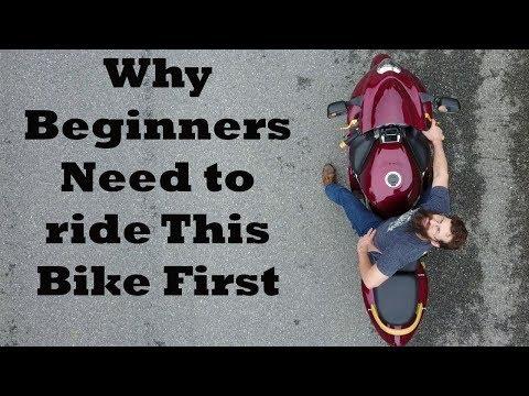 The Best Beginner Bike, Maybe??? Hayabusa Test Drive