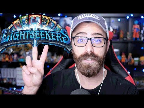 Introduction To Lightseekers! [Sponsored] w/ ShadyPenguinn