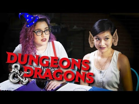 THE CAMPAIGN: The All-Girl Live-Action D&D Game Teaser Trailer | Snarled