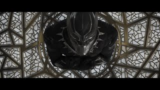 Marvel Studios Black Panther All star Tv Clip