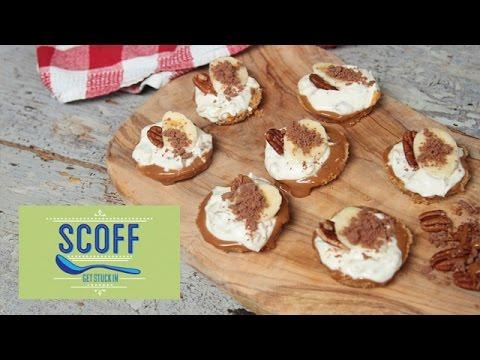 Fran's Mini Banoffee Pies | Friday Food Off Series 1 Part 8