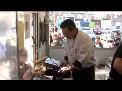 Food Trucks - Gab Bag with Alexis McLaren (March 8, Commercial Break 1)