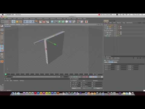 Cinema 4D Tutorial : Model a 3D DVD Case