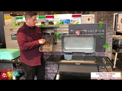 Everdure Gas Grill Furnace vs Force, 3 in 1 cooker product review
