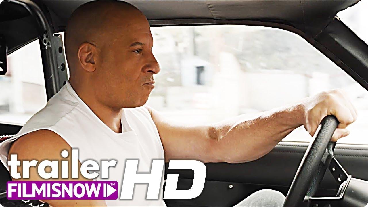 VELOZES & FURIOSOS 9 (2020) Trailer LEG com Vin Diesel