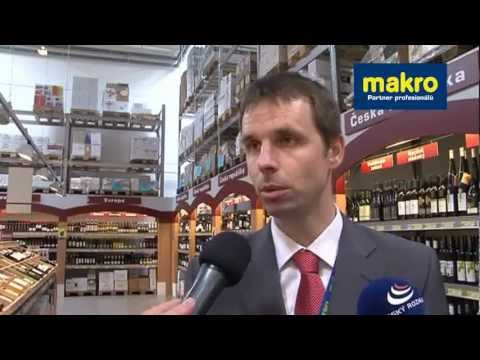 MAKRO Plzeň - 7. 6. reportáž TV Zak