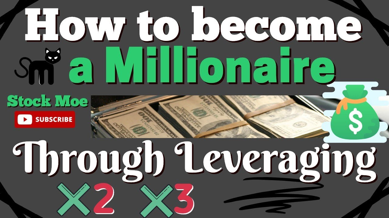 How To Become A Millionaire By Investing With Leveraged ETF's