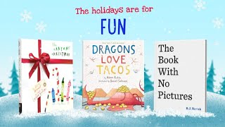 Penguin Kids Holiday Picture Books