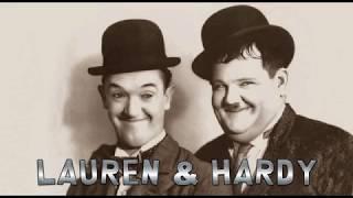 LAUREL & HARDY - LOCO DEL AIRE  (The Flying Deuces 1939) Español