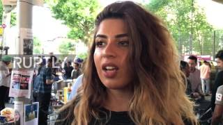 UK: Angry protesters demand govt. action after Grenfell Tower fire