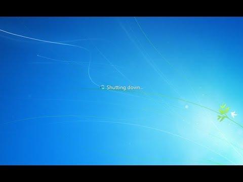 Fix Windows 7 Shutdown Randomly Problems [Quick And Easy Tutorial]