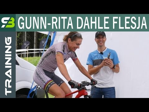 Precious MTB Training Tips From Gunn-Rita Dahle Flesja.