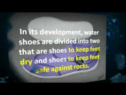 Keep Your Feet Dry with Water Shoes