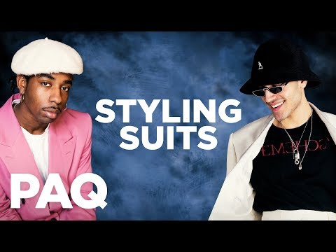Shaq's Mum Judged Our Suits! | PAQ EP #20 | A Show About Streetwear
