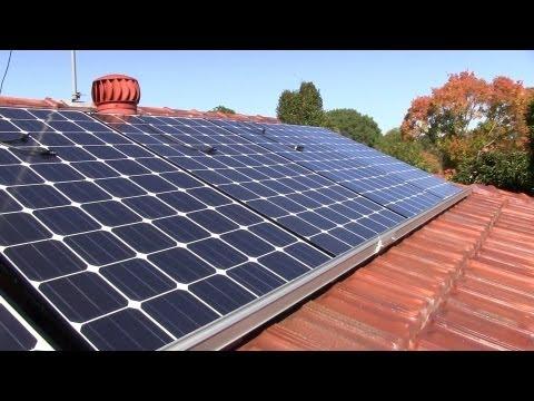 EEVblog #484 - Home Solar Power System Installation