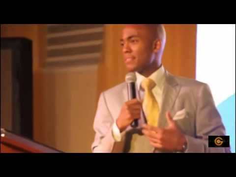 G6IMAGE- MTN LEADERSHIP SEMINAR WITH FARRAH GRAY 2012. (SHORT CLIP)