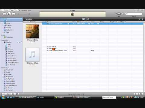 ipod and itunes album art help