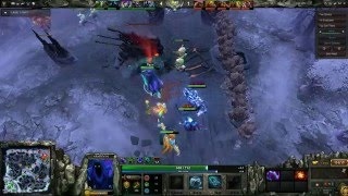 Fastest GG in Dota 2 Ranked 5min50seg