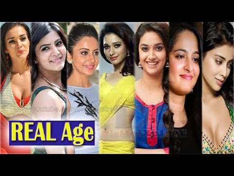 Xxx Mp4 Real Age Of South Indian Actresses 2017 18 3gp Sex