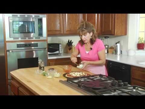 Cheese Pizza with Boboli Crust
