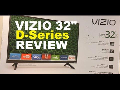 Vizio D32 Review