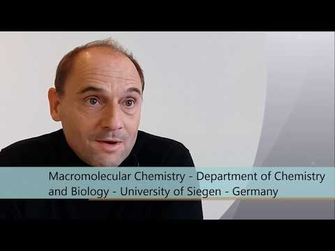 A Brief Conversation with Ulrich Jonas | Doctoral training in polymer science