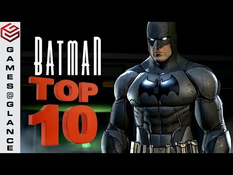 Top 10 Batman Games for Android & iOS 2018