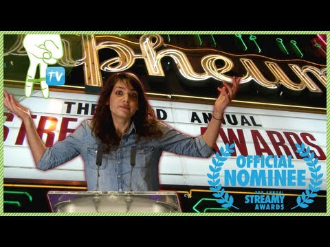 How to Give a Good Acceptance Speech: Streamy Award Nomination - Vlog Of Awesomeness