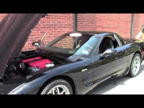 2003 Corvette Z06
