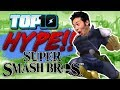 Download  Top 10 Most Hype Super Smash Bros. Moments MP3,3GP,MP4
