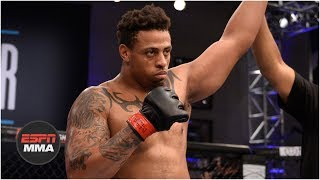 Greg Hardy's troublesome past in the spotlight ahead of UFC debut   SportsCenter
