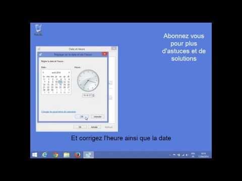 Le Certificat De Sécurité De Ce Site Web Présente Un Problème. Solution N°1 (SUPER ASTUCE)