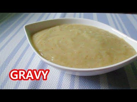 Gravy Recipe |  How to Make Gravy  | Gravy Sauce prices of  Ingredients