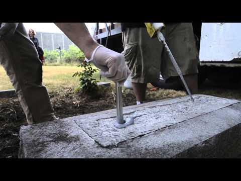 Repairing the stone