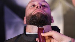 Download Мастер класс по оформлению бороды(Формирование границ бороды) Video