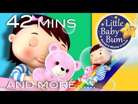 Bedtime Songs | Lullabies | Nursery Rhymes | 42 Minutes from LBB!