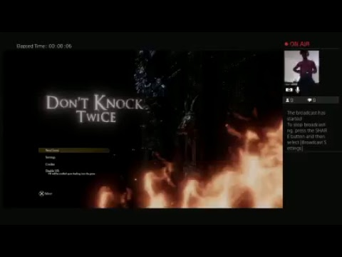 Dont knock twice - gameplay