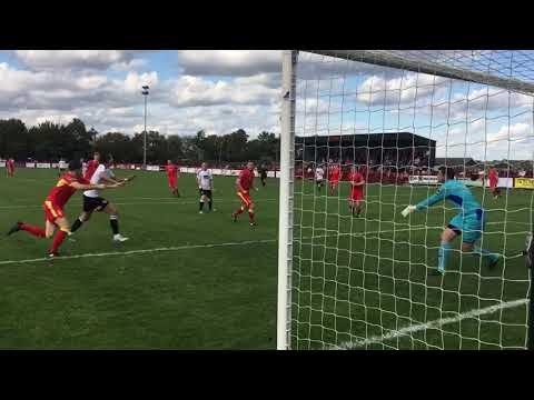 Pavey scores his and Dartford's 2nd V Needham Market