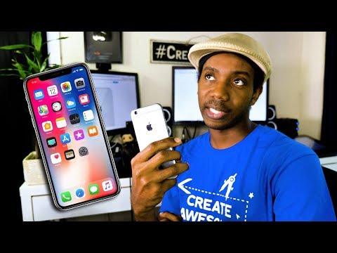 NEW IPHONE X REACTION AND RECAP!!!