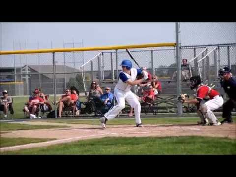 Xxx Mp4 Connor Kin Walled Lake Western Class Of 2017 1B RHP Baseball Highlight Video 3gp Sex