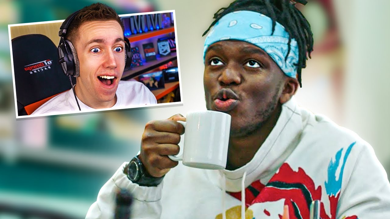MINIMINTER REACTS TO KSI – Holiday [Official Music Video]