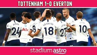 Tottenham 1 - 0 Everton | EPL Highlights | Astro Supersport