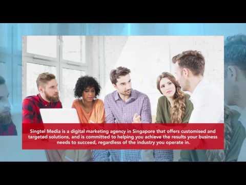 Digital Advertising   Singtel Media