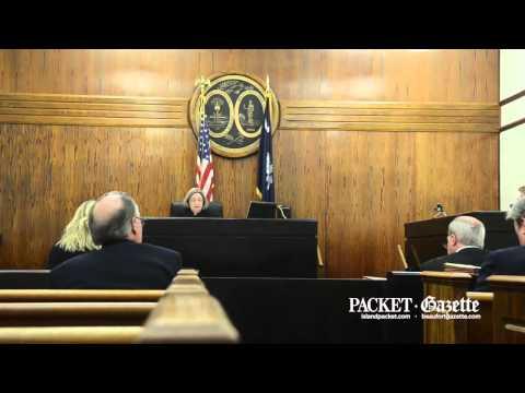 Judge Snelgrove unseals the record in the Patrick divorce case