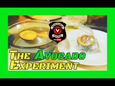How To Preserve Avocado After Cutting: In WATER?!
