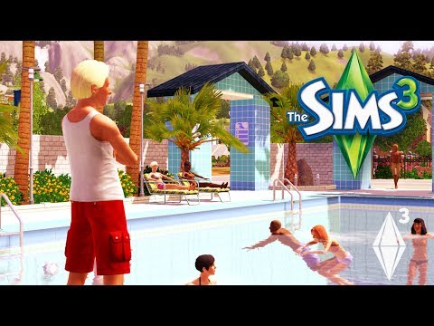 GOING BACK TO THE SIMS 3!