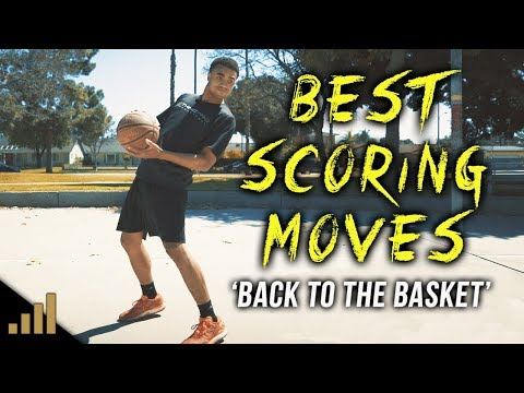 5 Deadly 'Back to the Basket' Moves EVERY Player MUST HAVE!!!